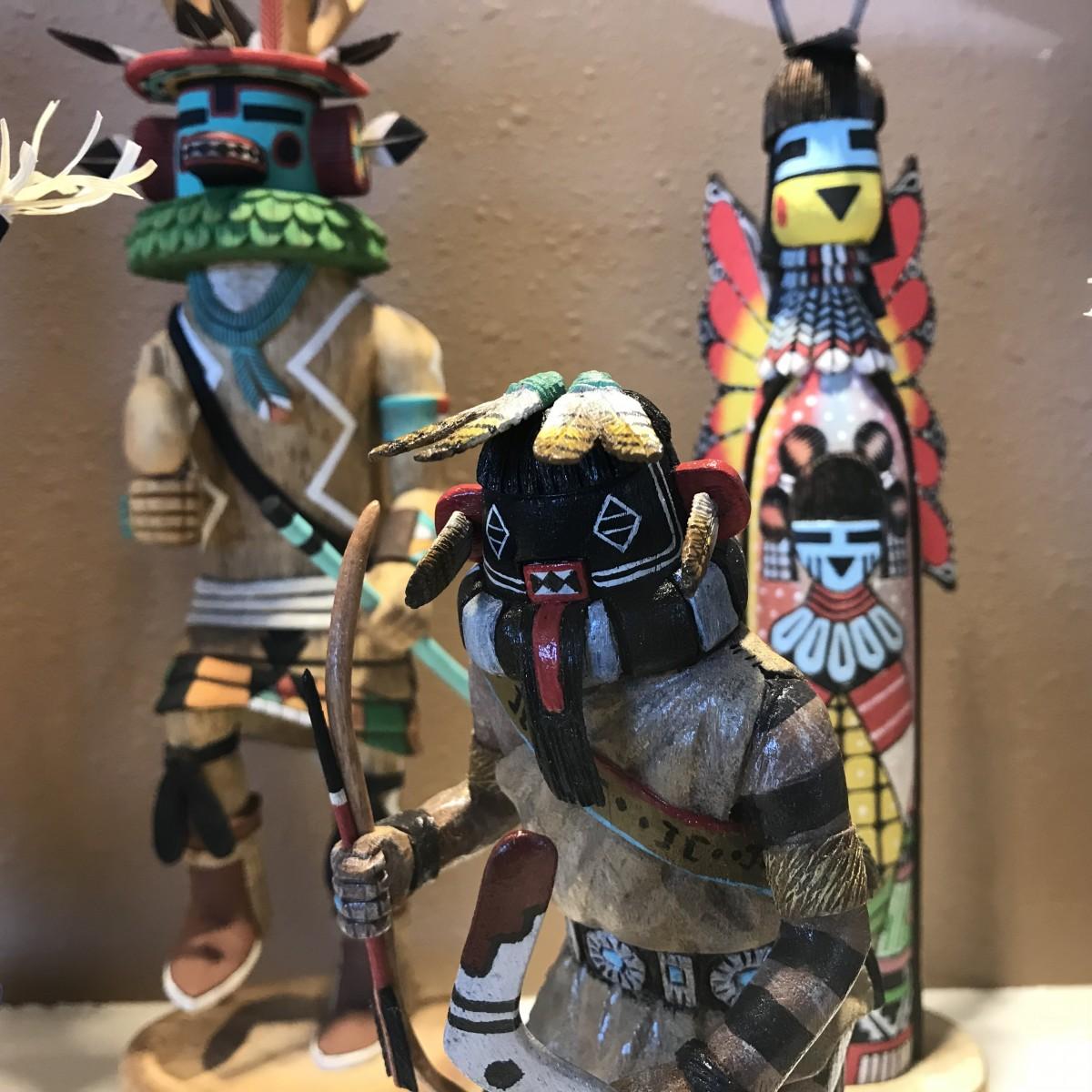 Hopi Kachinas - Hopi Arizona