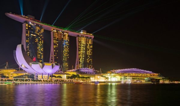 Singapore is a great place to wander on your next trip in East Asia. Photo courtesy Creative Commons
