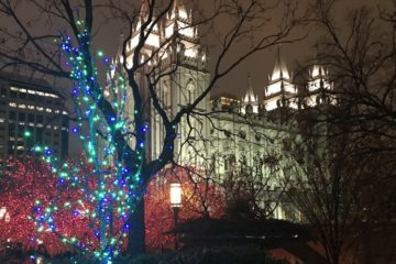 Salt Lake City Christmas