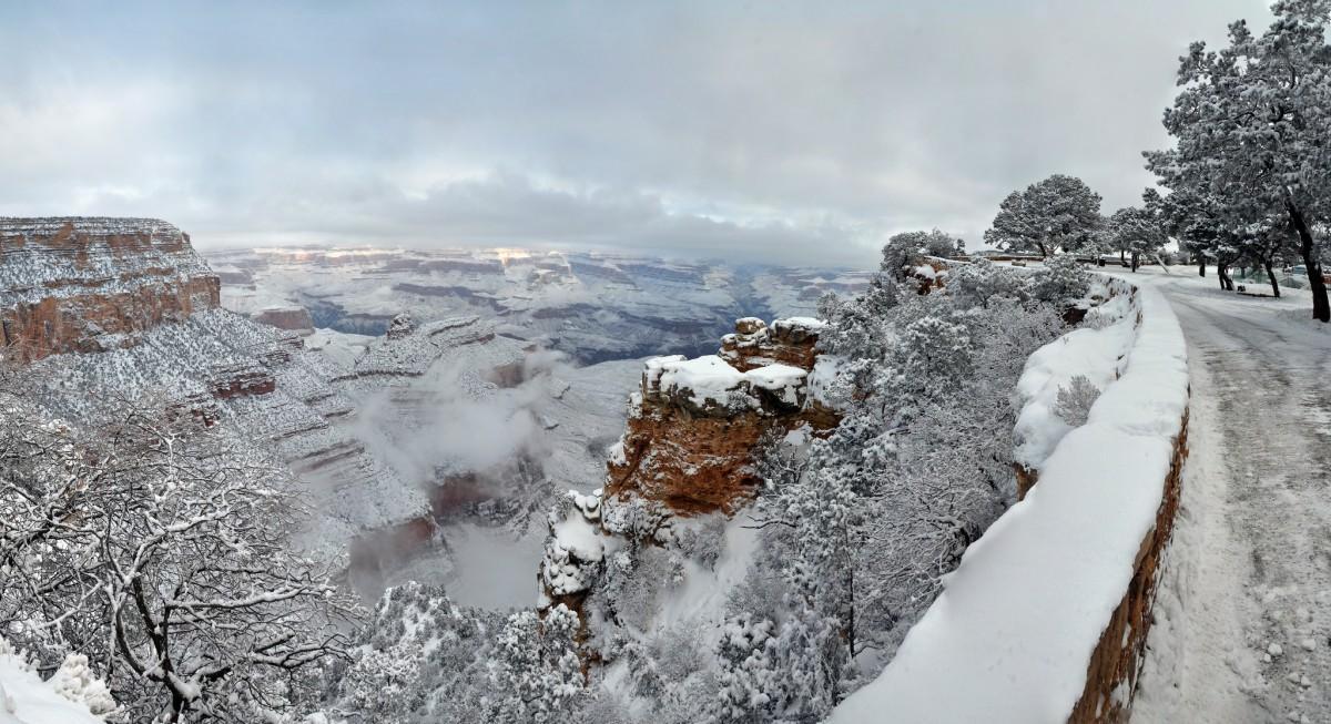 Grand Canyon Winter