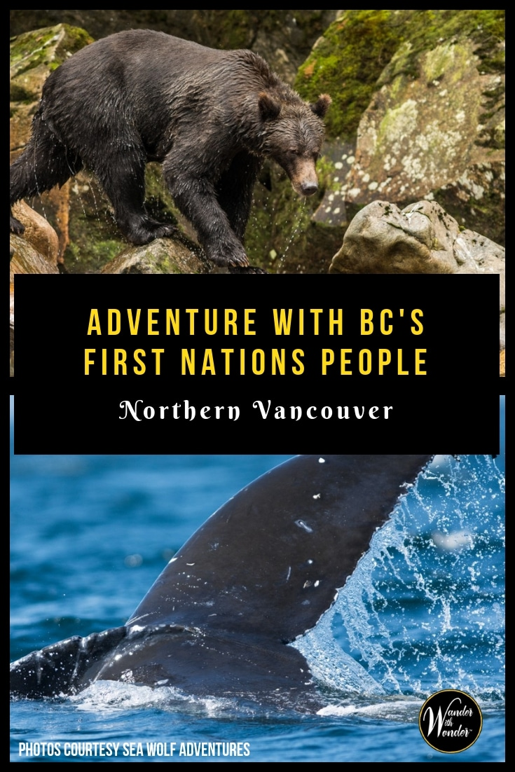 Sea Wolf Adventures do a fantastic job of revealing the wonders of northern Vancouver Island and British Columbia\'s First Nations people to visiting guests. Everyone should visit the area to gain a new appreciation for nature and a better understanding of the role people play in both preserving and destroying wildlife and the environment.