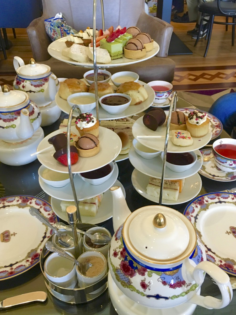 afternoon tea across Canada - The Fairmont Empress in Victoria, British Columbia, is one of the most popular teatimes across Canada. Photo by Catherine Parker