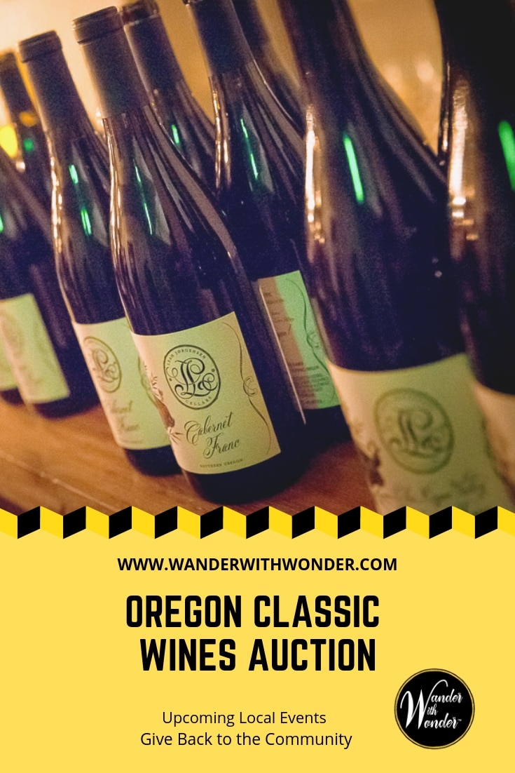 Oregon Classic Wines Auction upcoming events partners top-notch Portland chefs with exceptional Pacific Northwest winemakers to create scrumptious multi-course meals paired with incredible wines. #OregonWines #winepairing #PacificNorthwest #PNW #Oregon #wines #culinary