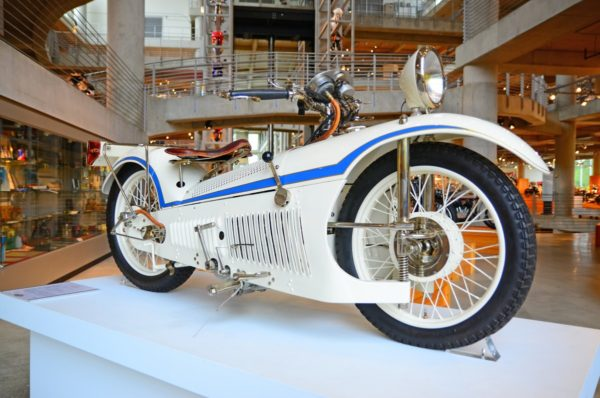 wow moments in Birmingham - Barber Vintage Motorcycle Museum
