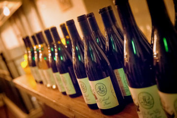 Oregon Classic Wines Auction - Fabulous Cabernet Franc wines from Leah Jorgensen Cellars. Photo courtesy of John Valls.