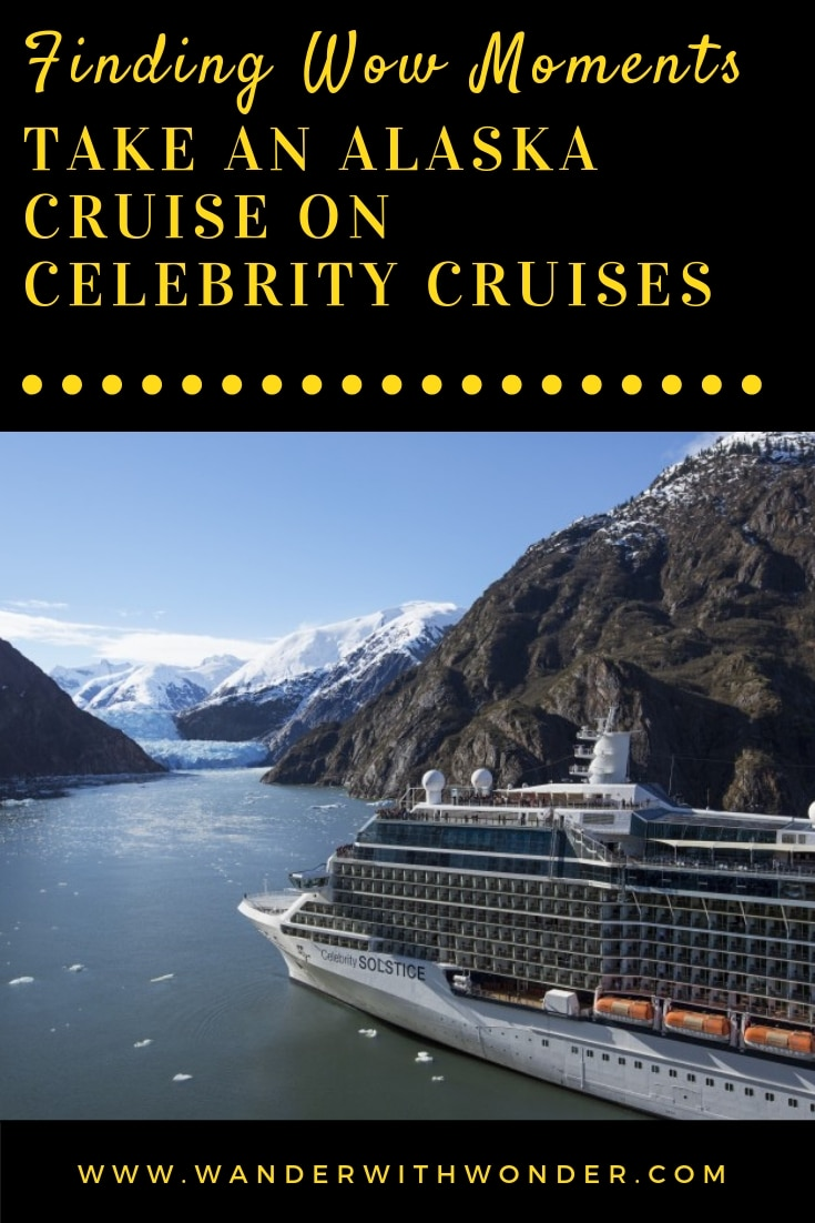 Now is the time to book your luxurious vacation for 2019 with an Alaska cruise on Celebrity Cruises. Plenty of wow moments await! #cruises #alaska #alaskacruise #celebritycruises #sponsored