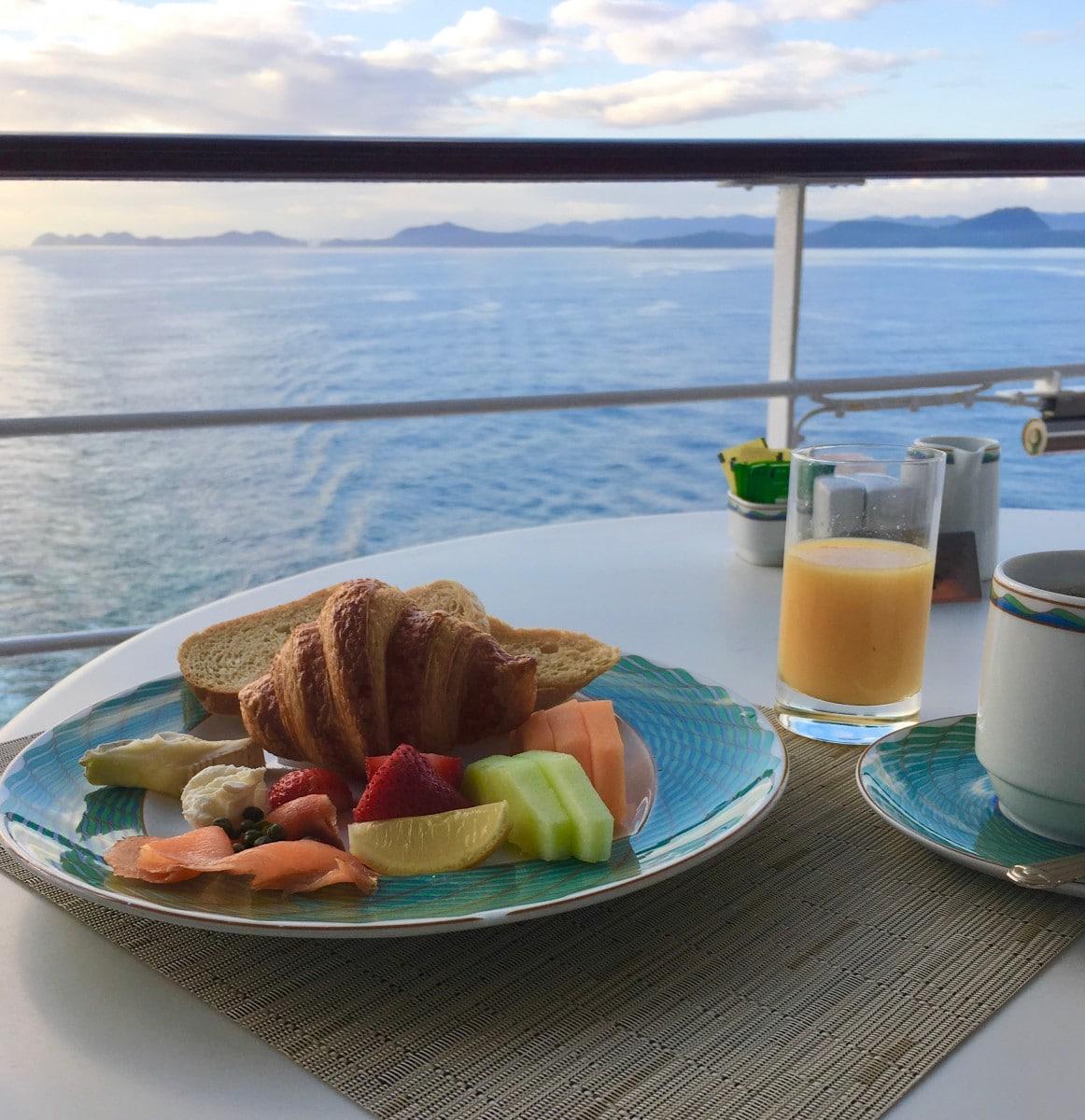 luxury alaska cruise