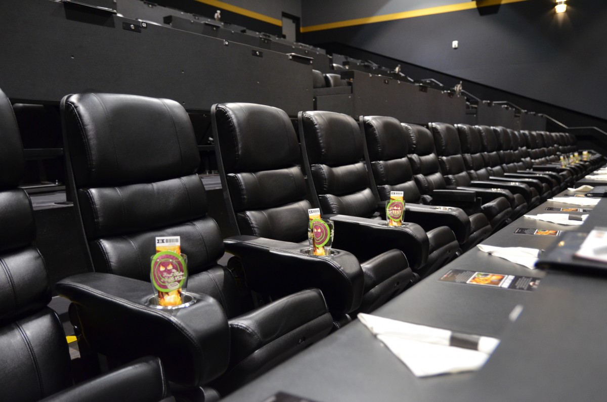 Flix Brewhouse Chandler: Beer, Burgers and Movies