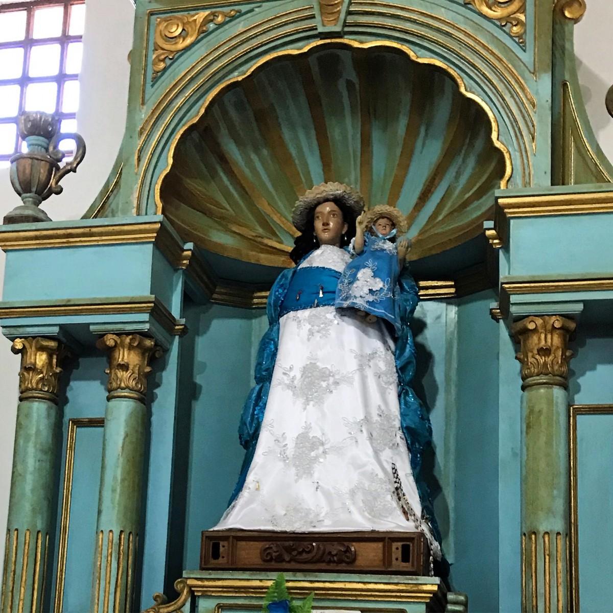 Our Lady of Loreto - Villa del Palmar