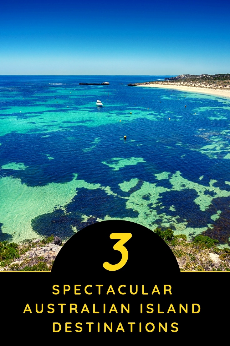 Australia is home to fascinating islands and dazzling beaches. Here are 3 island destinations you should visit to complete your Australia trip. #traveltips #Australia #sponsored #island #beachvacations #beach