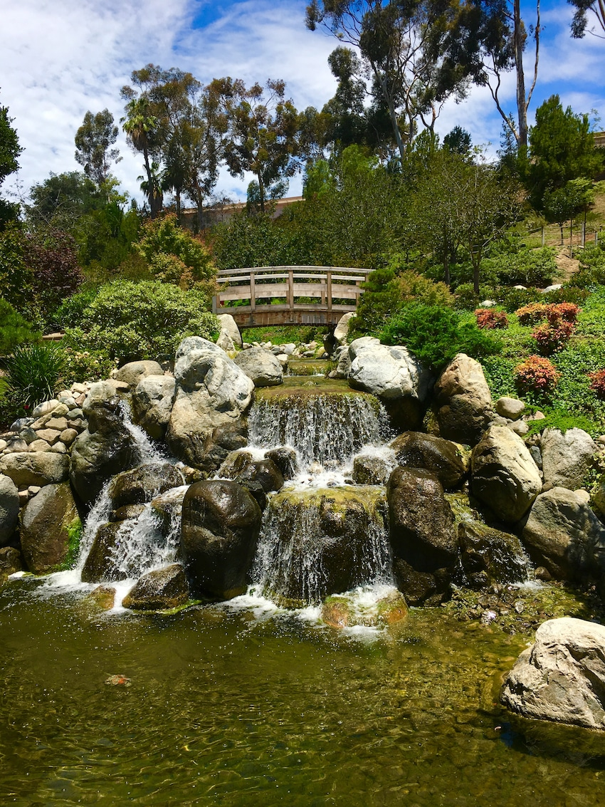best gardens in North America - As a token of friendship between San Diego and Yokohama, Japan, find this garden in Balboa Park. Photo by Catherine Parker