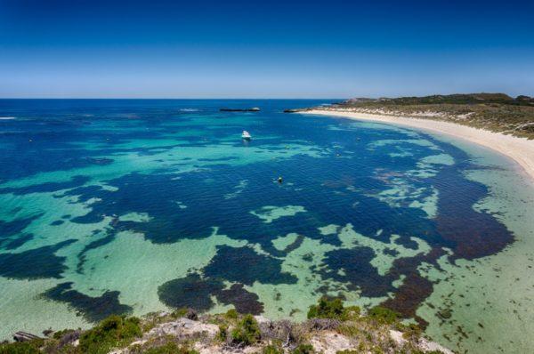 Rottnest Island, Australia. Image by JanLeMann via Pixabay