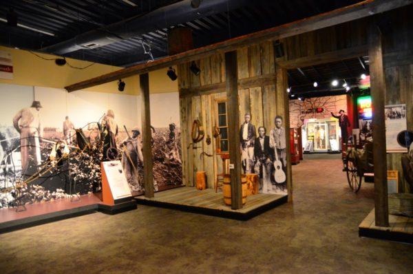 interior Memphis Rock 'n' Soul Museum