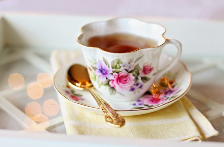 Find lovely places to enjoy afternoon tea across Canada. Photo courtesy Terri Cnudde from Pixabay