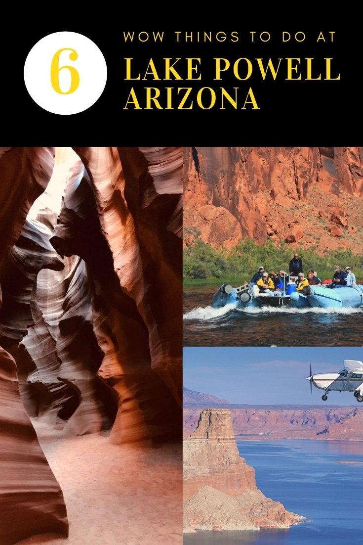 At Lake Powell in Northern Arizona, you can take in vivid sunsets, tour stunning natural formations, and enjoy exciting recreational opportunities. It is a fantastic jumping-off point for visiting the Grand Canyon, Monument Valley, and some of the most historic and photographed areas of the American southwest. #LakePowell #AntelopeCanyon #Arizona #houseboat #adventure #travel