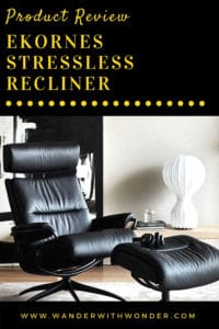 Ekornes Stressless recliners truly provide the best support, comfort, and relaxation available, and they have the customer feedback and approval to support it. #sponsored #recliner #furniture #modernstyle #style