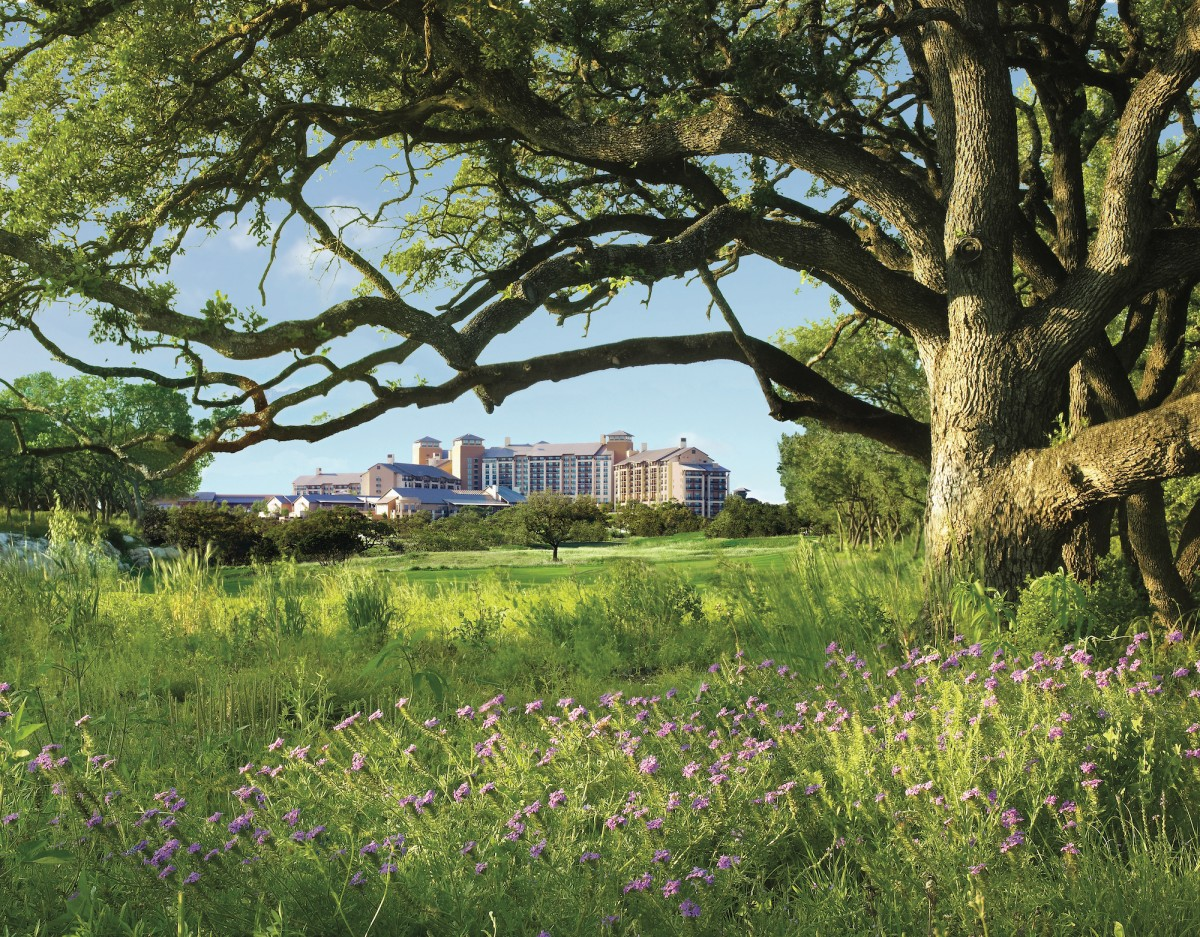 JW Marriott San Antonio Hill Country Resort and Spa. Photo courtesy JW Marriott
