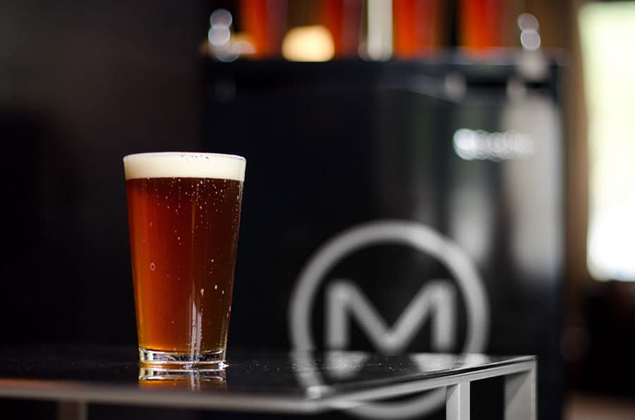 Don't miss out on the nightly craft beer hour for guests in the hotel lobby. Photo courtesy of the Hotel Max