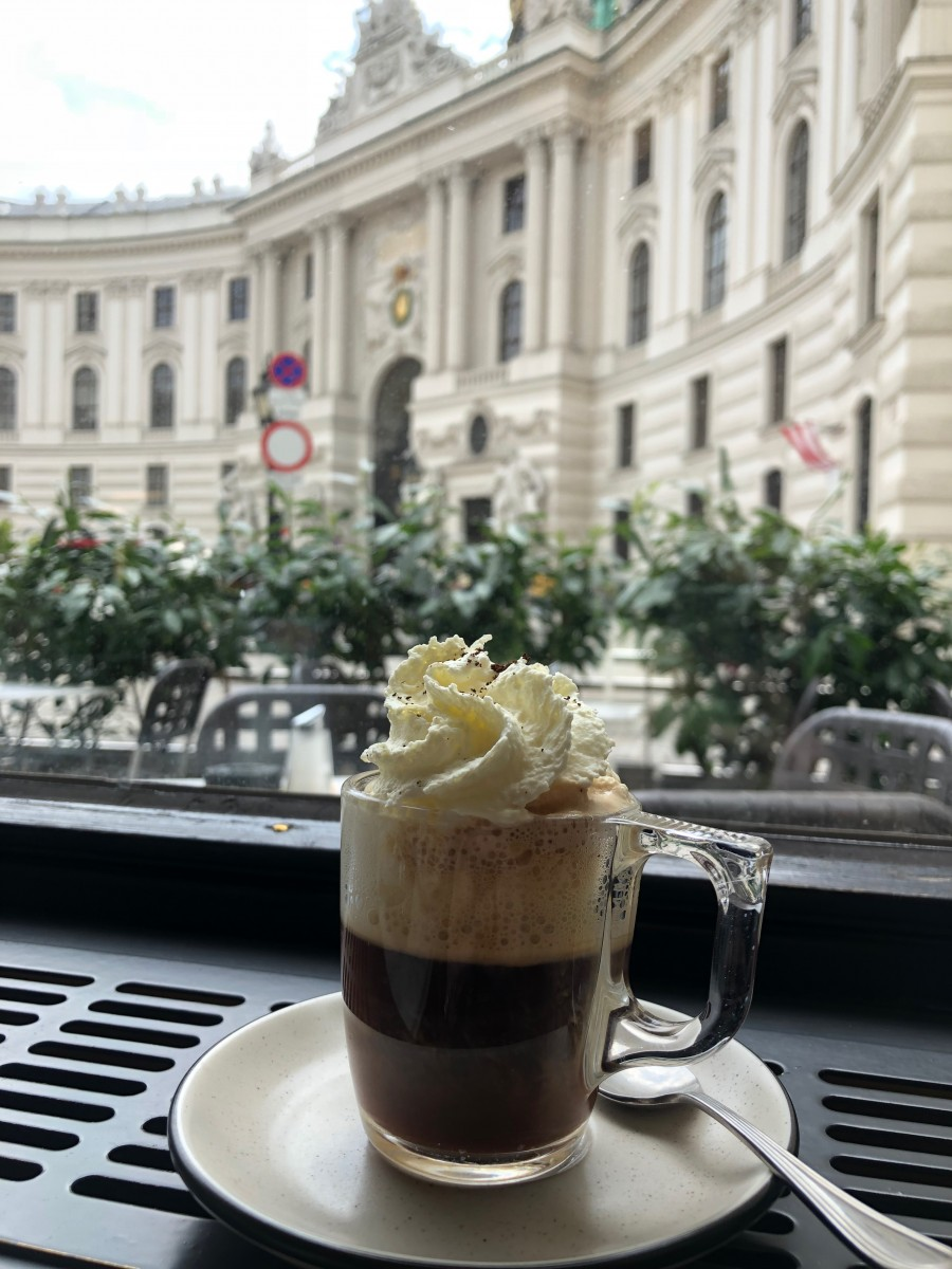 Vienna coffee houses