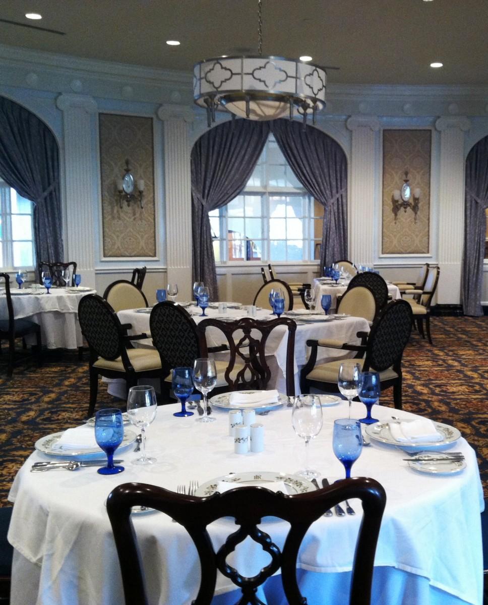 Blue Ridge Dining Room: Roanoke, Virginia: Shining Star Of The Blue Ridge