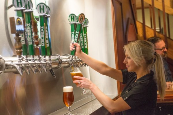 Hamburg Brewing Company. Photo by Jim Bush for Visit Buffalo Niagara