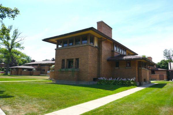 Martin House in Buffalo