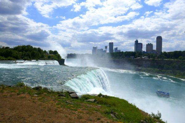 Niagara Falls. Photo by Susan Lanier-Graham