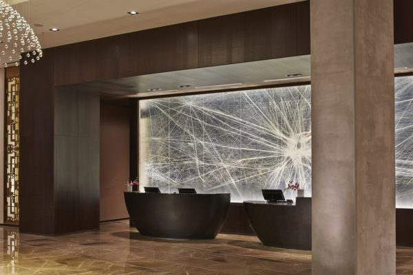 Renaissance Dallas at Plano Legacy West Front Desk