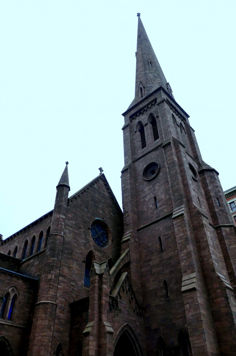 St. Joseph Cathedral in Buffalo. Photo by Susan Lanier-Graham