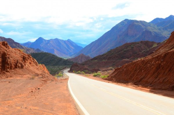 Getting to Grace Cafayate