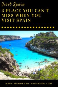 If you're traveling around the Old World—and more specifically Spain—there are some places you wouldn't want to miss. In this article, you will find the most beautiful beaches in the world, along with more remarkable landscapes. #spain #mallorca #Albarracín #Finisterre #beachvacations #beaches
