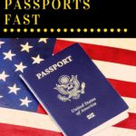 Have a chance to travel but no passport? Passport expired? Here are step-by-step tips for Expedited Passport Services so you can travel now! #passport #expeditedpassport #internationaltravel #travel