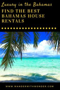 If you plan on taking a trip to the Bahamas, make sure you do it right. The best way to do it right is to find your own place to stay. You can look into Bahamas house rentals on your own, but before you do, consider these tips for finding the best house rentals in the Bahamas. #sponsored #beach #beachvacations #bahamas #luxury #travel #houserentals
