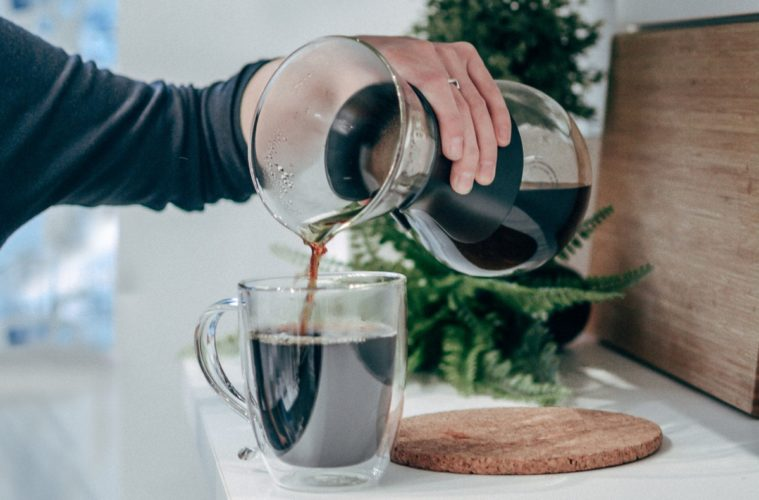 GROSCHE PORTLAND pour-over coffee maker