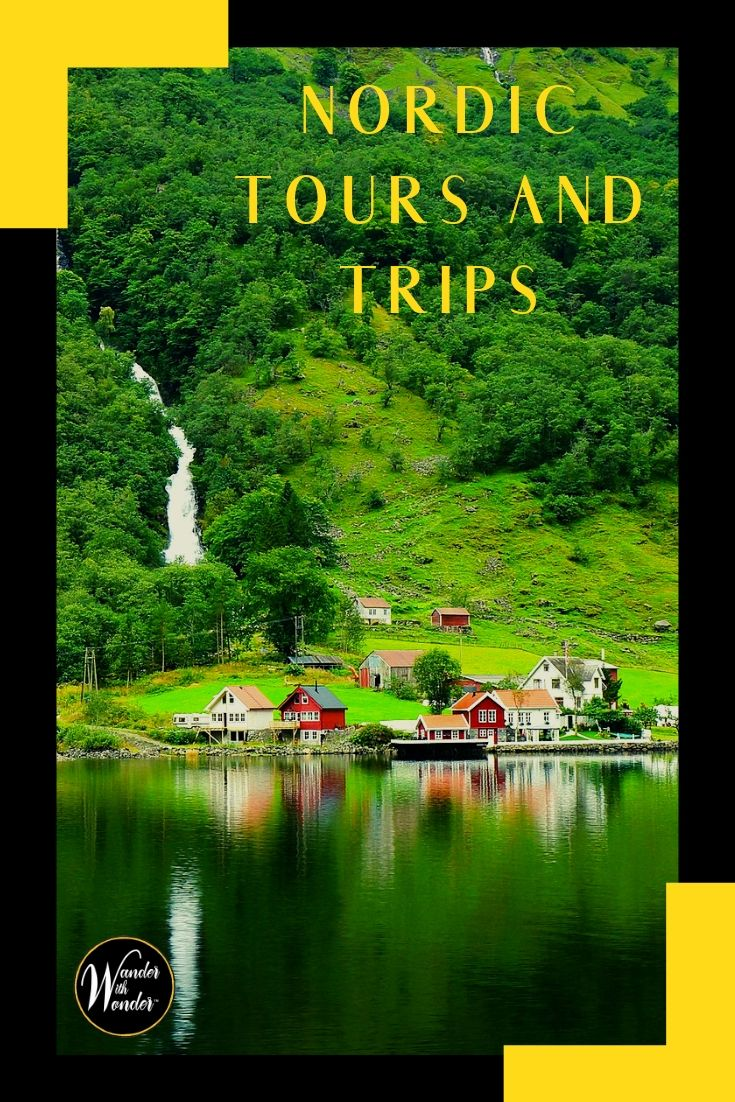 The Best Nordic Tours & Trips offer superb packages for tourists with everything from voyages, and group trips to self-drive tours and family escapes. #Nordic #Norway #Iceland #Greenland #FamilyTravel #Travel #Tours