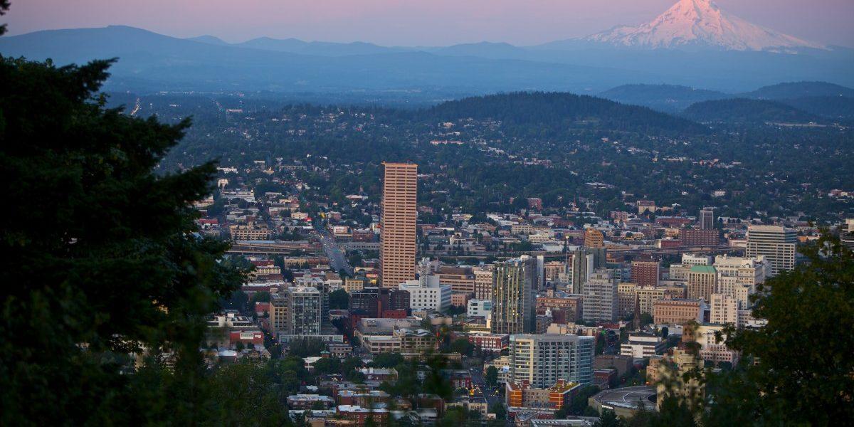 48 hours in Portland