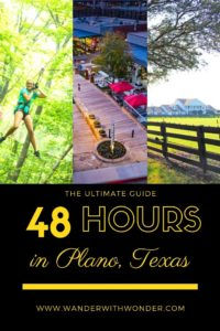 Plano, Texas is part of the Dallas Fort Worth Metroplex. But as part of the greater DFW area, Plano is often overshadowed by its big-city neighbor of Dallas. I discovered that Plano is a great destination that has something for everyone. I recently took my granddaughter for a quick visit. Here is our ultimate guide to 48 hours in Plano. #VisitPlano #Plano #FamilyTravel #Texas #Travel #UltimateGuide #48Hours #multigen