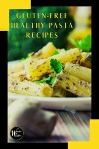 You can create healthy pasta recipes and even make them gluten-free. Try this pasta recipe with fresh vegetables. #gluten-free #pasta #recipes #pastarecipes #sponsored