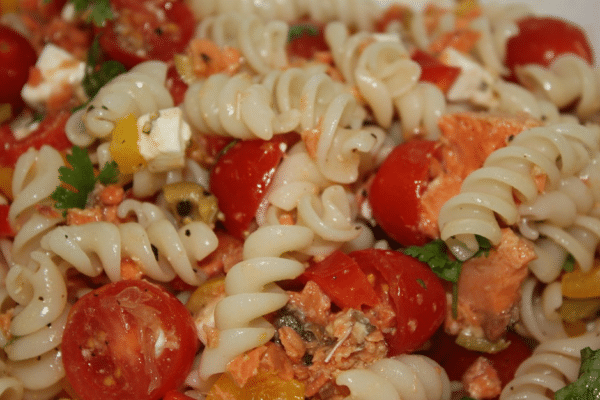 You can create healthy pasta recipes and even make them gluten-free.