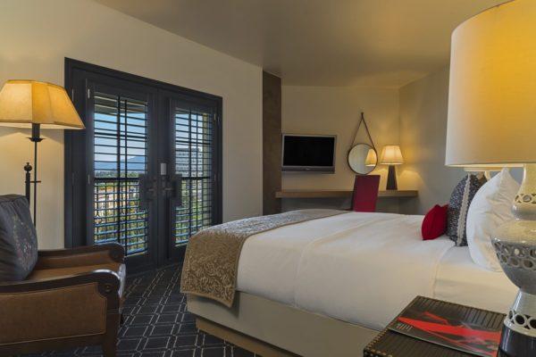 The Executive Suite at Hotel Valencia Santana Row.