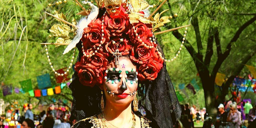 Dia de Los Muertos in Phoenix: A Colorful Family Celebration