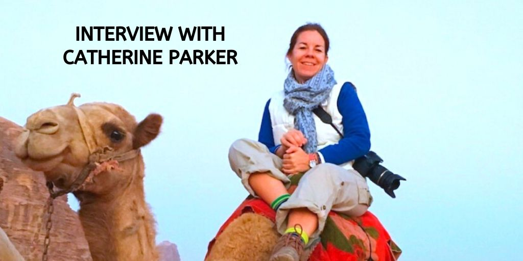 Wander Interview: Catherine Parker of CarfulofKids