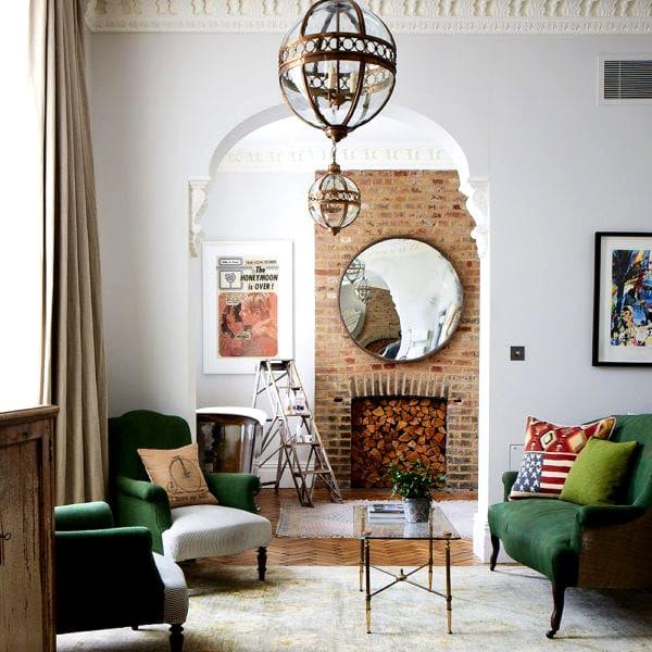 London modern art at Artist Residence