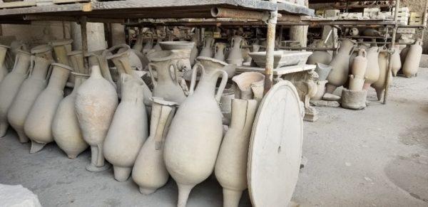 Exploring Campania - Pompeii