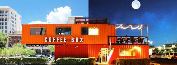 Visit El Paso - Coffee Box El Paso