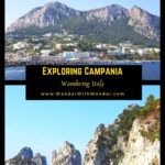 Campania is home to some of the most famous destinations in Italy, including the Amalfi Coast, Capri, Pompeii, Mount Vesuvius, and Naples. Come with us while we are exploring Campania. #Italy #Campania #Travel #Wine #AmalfiCoast #Campania #Pompeii