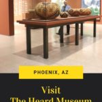 Since its founding in 1929, the @HeardMuseum in @VisitPhoenix #Arizona is recognized for the quality of its collections, world-class exhibitions, educational programming, and exciting festivals. #art #HeardMuseum #Gallery #Phoenix #VisitPhoenix