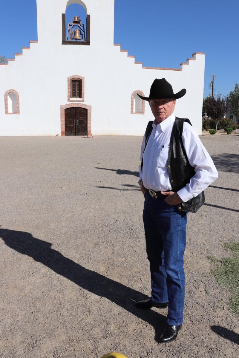 Visit El Paso - Mission Trail