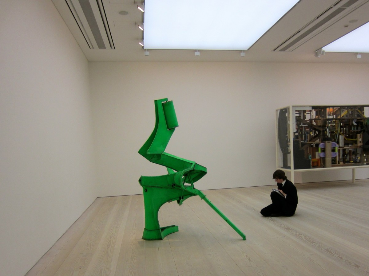 London Modern Art at the Tate Modern