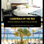 Lauderdale-by-the-Sea offers miles of white sand beaches, an old-school fishing pier, and an easy ambiance. A visit to Lauderdale-by-the-Sea, also known as America's beach town, will have you calculating how to extend your stay. #Florida #BeachVacation #beach #Lauderdale #DiscoverLBTS #beachfront